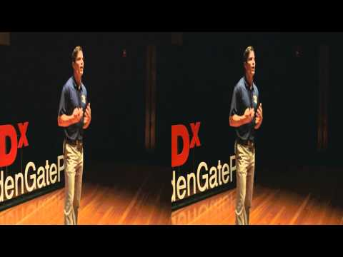 The passion of the pursuit: Kevin Jagger at TEDxGoldenGatePark