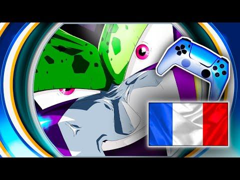 Pour les voix VF dans les jeux Dragon Ball Z ( montage , perfect cell vs gohan )
