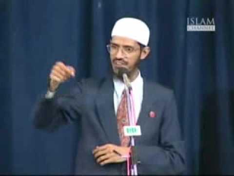 Cow sacrifice in Hinduism - Dr. Zakir Naik