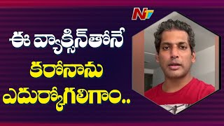 Hero Vishal shares his experience of getting cured from co..