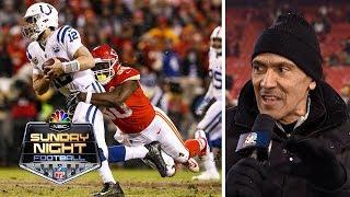 FNIA team recaps Kansas City Chiefs' dominant playoff win over Indianapolis Colts | NFL | NBC Sports