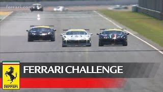 Ferrari Challenge Europe, Valencia 2017 – Coppa Shell – Race 1
