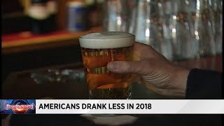Happy Hour less happy in 2018 than prior year, study finds