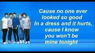 One Direction - Nobody compares (Lyrics and Pictures)