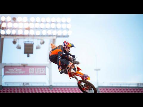 Supercross Beyond The Track - Cooper Webb