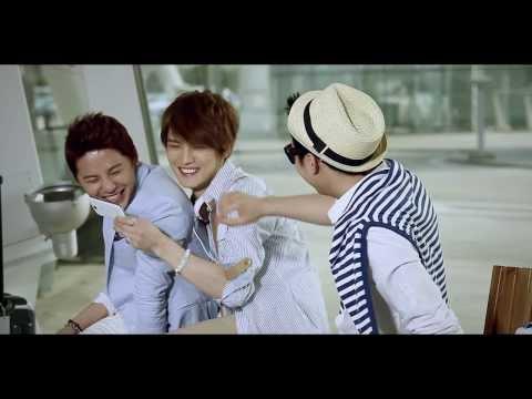 JYJ 'Only One' MV Making Film(인천아시아드송 뮤비 메이킹 필름)