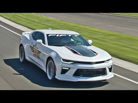 2017 Camaro SS 50th Anniversary Edition