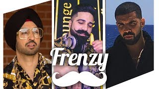 Drizzy Mix – Diljit Dosanjh – Dj Frenzy Video HD