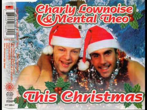 Charly Lownoise & Mental Theo ‎- This Christmas (remix by E. Overdijk)