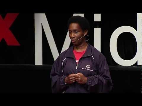 Let's Talk About Intellectual Disabilities: Loretta Claiborne at TEDxMidAtlantic