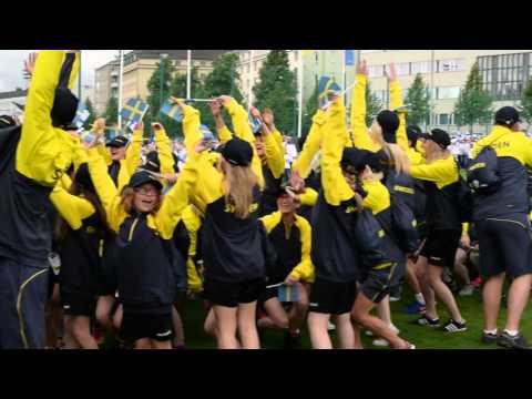 Gymnaestrada Helsingfors 2015