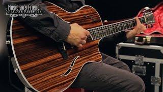Taylor Custom-T5-9064 Acoustic-Electric Guitar