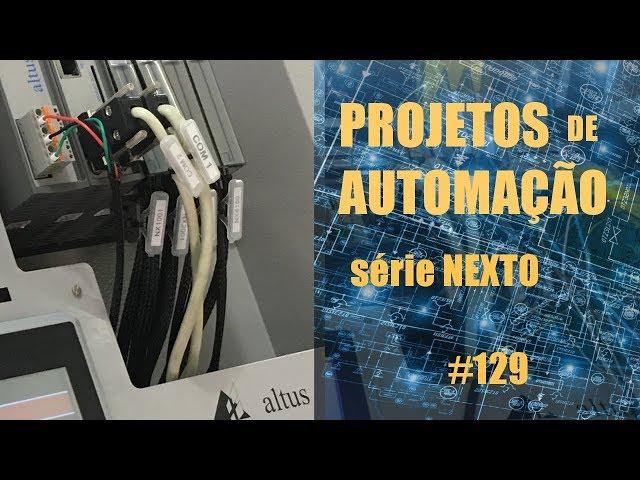 FORNO DE MICROONDAS EMULADO NO CLP NEXTO (p8) | Projetos de Automação #129