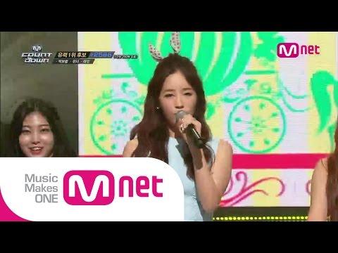 Mnet [엠카운트다운] Ep.391 : 박보람(Park Bo Ram) - 예뻐졌다(BEAUTIFUL) @MCOUNTDOWN_140828