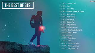 The Best Of BTS (방탄소년단) Relaxing Piano Music Compilation 2019