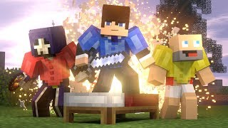 Bed Wars: FULL ANIMATION (Minecraft Animation) [Hypixel]