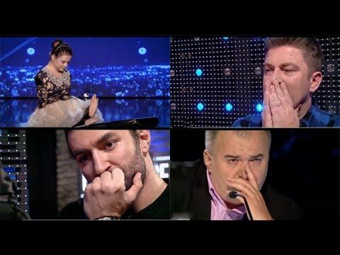 [Eng-Vietsub] Lorelai: Màn trình diễn đẫm nước mắt của bé gái không tay: Romania's Got Talent