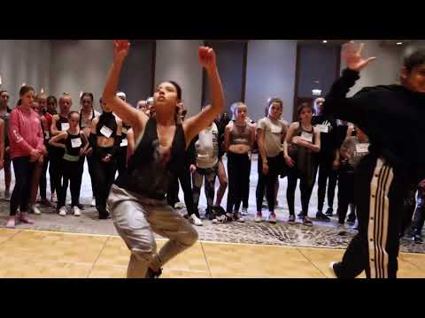DELICATE / TAYLOR SWIFT / BOBBY NEWBERRY / CHOREOGRAPHY