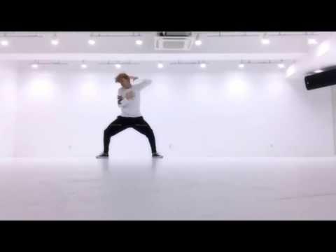 방탄소년단 (BTS)J-Hope- Boy Meets Evil mirror(dance practice) audio HQ