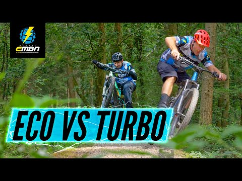 Eco Or Turbo? | Which Power Setting Should You Use On Your E-Bike?