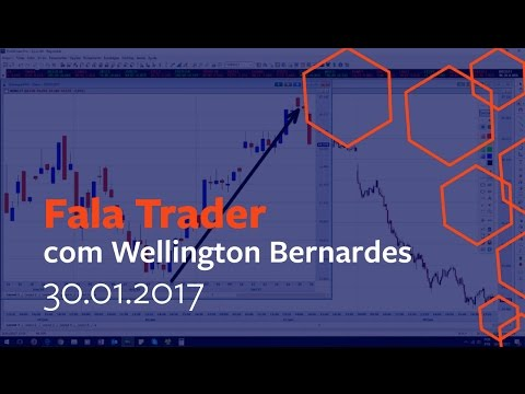 Fala Trader  - 30 de Janeiro de 2017.