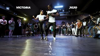 Dj Lass - Totem remix kizomba / Urban Kiz by Jojo & Victoria @LovKiz - Posture Balance