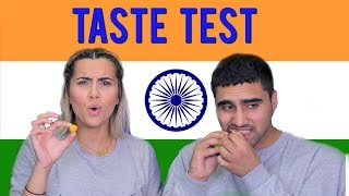 TASTE TEST | PAKISTANI-CANADIANS TRY INDIAN SNACKS!!