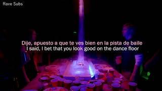 Arctic Monkeys - I bet that you look good on the dancefloor (Lyrics/Sub español)