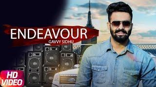 Endeavour – Gavvy Sidhu