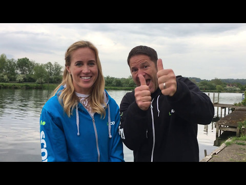 Into the wild with Steve Backshall and Helen Glover
