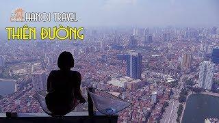 Hà Nội đẹp mê hồn từ tầng cao nhất Lotte Center Liễu Giai 2018   Hà Nội Phố