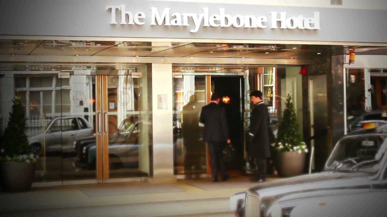 the marylebone hotel london youtube. Black Bedroom Furniture Sets. Home Design Ideas