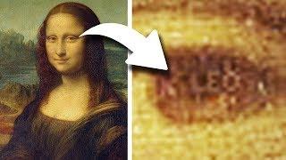 Secrets Hidden Inside Famous Paintings