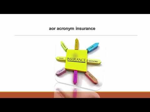 AOR Insurances
