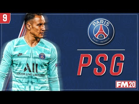 CUP RUNS! FOOTBALL MANAGER 2020 - Paris Saint-Germain #9