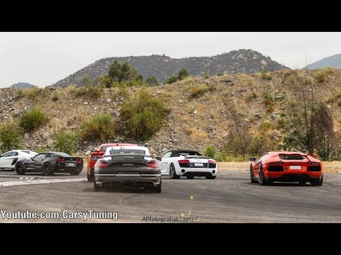 Cars and Coffee Festival  of Speed 2017!