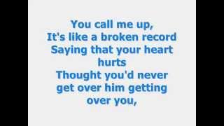5SOS-Heartbreak Girl LYRICS