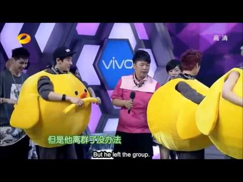 EXO Cut funny Chicken game