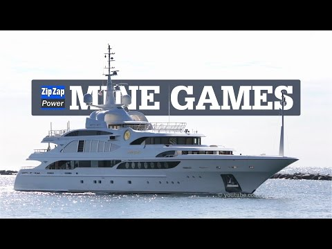 MINE GAMES Yacht | Running that Coal