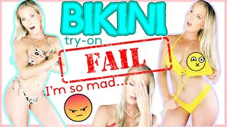 BIKINI Try-On *WARNING* MAJOR FAIL! | Fairy Season