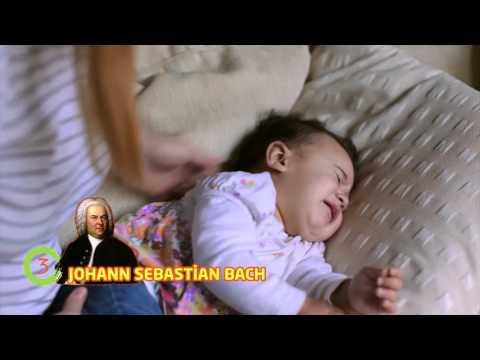 Bebeğinizi Uyuturken Dinlenebilecek Klasik Müzikler