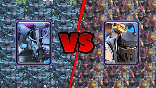 Team Pekka Vs Team Knight | Clash Royale Challenge #25