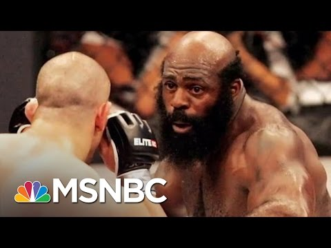 MMA Fighter Kimbo Slice Poster