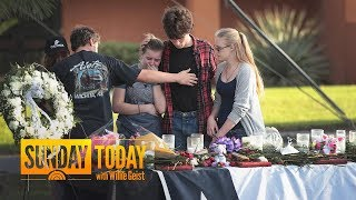 Santa Fe Mourns 8 Students, 2 Teachers Killed In School Shooting | Sunday TODAY