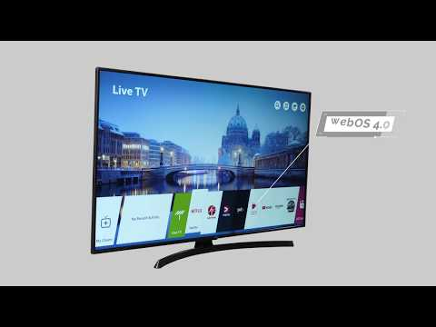 LG UHD UK6750 - 360 Video