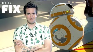 Join the Star Wars Resistance With This 1st Look - IGN Daily Fix