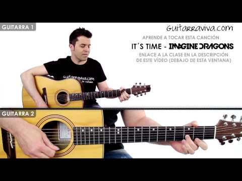 Baixar Its Time de IMAGINE DRAGONS en guitarra