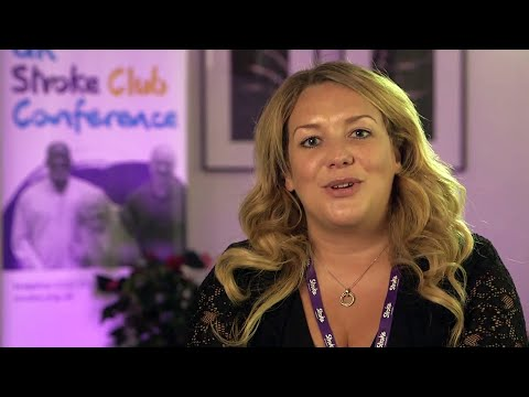 UK Stroke Club Conference - What it's all about