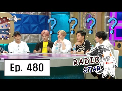 [RADIO STAR] 라디오스타 - Sechs Kies! The story of contract with YG 20160601