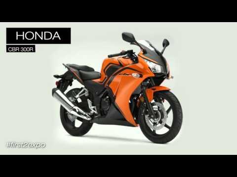 HOT 250/300cc bikes @AutoExpo